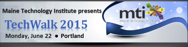 MTI Tech Walk 2015 logo